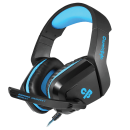 Cosmic Byte H1 Gaming Headset with Mic (Blue)_1