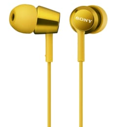Sony In-Ear Wired Earphones (MDR-EX150, Yellow)_1