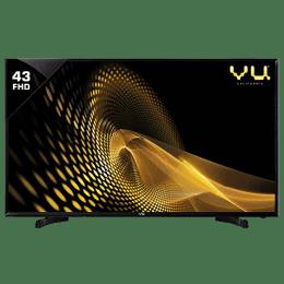Vu 109 cm (43 inch) Full HD LED TV (43S6575, Black)_1