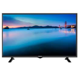Panasonic 109 cm (43 inch) Full HD LED TV (TH-43D350DX, Black)_1