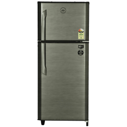 Godrej 231 L 1 Star Frost Free Double Door Refrigerator (RT EON 231 C 2.4, Silver Strokes)_1