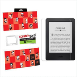 Scratchgard BourBon/Basic Scratch Guard for Amazon Kindle (Transparent)_1