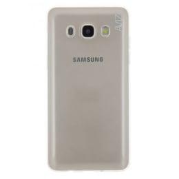 Aviz Rubber Soft Back Case Cover for Samsung Galaxy J5 (AZSCSGAJ5-CLR, Transparent)_1