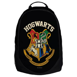 The Souled Store Harry Potter- Hogwarts Sigil 25 Litres Laptop Backpack (Black)_1