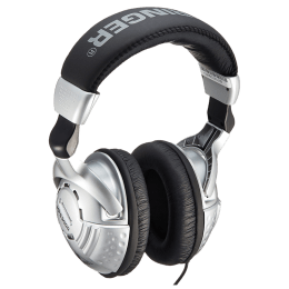 Behringer Wired High-Performance Studio Headphones (HPS3000, Black)_1