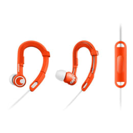 Philips ActionFit Sports In-Ear Wired Earphones with Mic (SHQ3305OR, Orange)_1