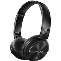 Philips SHB3060BK Bluetooth Headphones (Black)_1