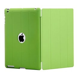 AirPlus AirCase Smart Hardback Protective Flip Cover for Apple iPad Air (AP-TC-407-GRN, Green)_1