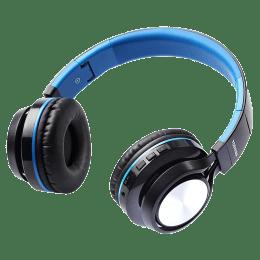 Toshiba Wireless Bluetooth Headset (RZE-BT200H, Blue)_1