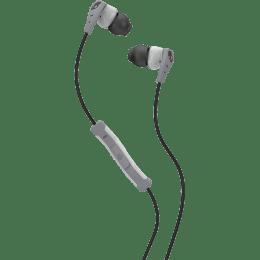 Skullcandy Method In-Ear Wired Earphones with Mic (S2CDY-K405, Grey)_1