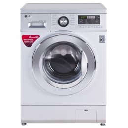 LG 6.5kg FH096WDL24 Front Loading Washing Machine (Silver)_1