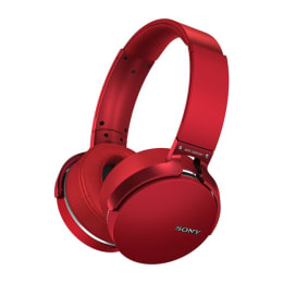 Sony MDR-XB950BT Bluetooth Headphones (Red)_1