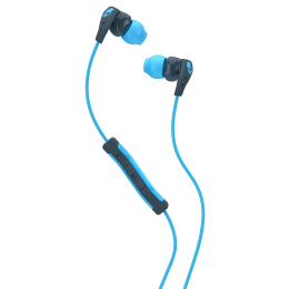 Skullcandy Method In-Ear Wired Earphones with Mic (S2CDY-K477, Navy Blue)_1