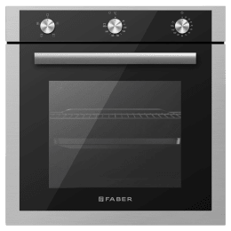 Faber 80 Litres Built-in Oven (6 Cooking Functions, FBIO 80L 6F, Black)_1