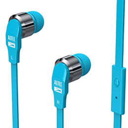 Altec Lansing In-Ear Wired Earphones with Mic (MZX145, Blue)_1