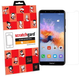 Scratchgard Primo 3D Screen Protector for Honor 7X (Transparent)_1