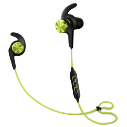 1MORE iBFree Bluetooth In-Ear Headphones with Mic (E1006-GR, Black & Green)_1