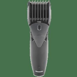 Panasonic Stainless Steel Blades Cordless Trimmer (13 Length Settings, ER207WK44B, Black)_1