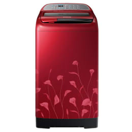 Samsung 7 kg Fully Automatic Top Loading Washing Machine (WA70H4020HP/TL, Red)_1