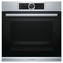 Bosch Serie 8 71 Litres Built-in Oven (EcoClean Direct, HBG633BS1J, Stainless Steel)_1
