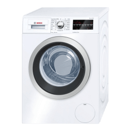 Bosch 9 kg Front Loading Washing Machine (WAP24420IN, White)_1