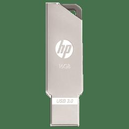 HP 16GB Flash Drive (x740w, Silver)_1