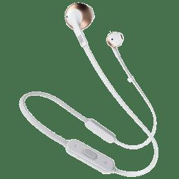 JBL Tune 205BT Bluetooth Earphones (Rose Gold)_1