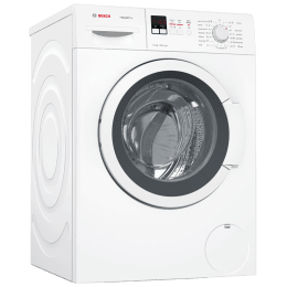 Bosch 7 kg Fully Automatic Front Loading Washing Machine (WAK20161IN, White)_1