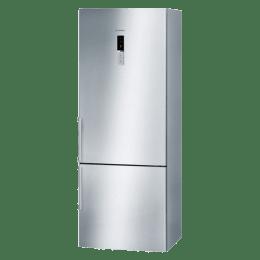 Bosch 505 L 2 Star Frost Free Double Door Inverter Refrigerator (KGN57AI40I, White)_1