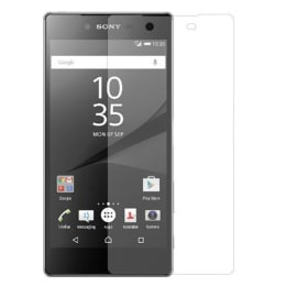 Stuffcool Puretuff Tempered Glass Screen Protector for Sony Xperia Z5 (PTGPSYZ5, Clear)_1