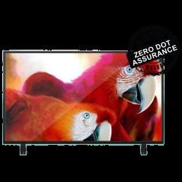 Croma 124 cm (49 inch) 4k Ultra HD LED Smart TV (EL7343, Black)_1