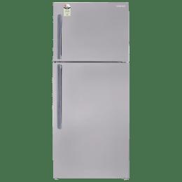 Croma 435 L 1 Star Frost Free Double Door Inverter Refrigerator (CRAR2523, Silver)_1