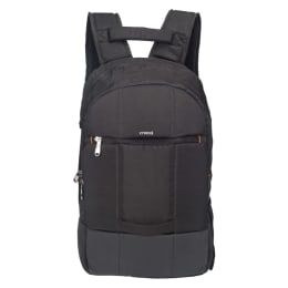 Croma Backpack for 15 Inch Laptop (XL5174, Black)_1