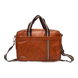 Croma Leather Laptop Slipcase (CRXL5201, Brown)_1