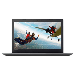 Lenovo IdeaPad 320 80XR01DYIN Celeron Dual Core DOS Laptop (4 GB RAM, 1 TB HDD, IntelHD 500 Graphics, 39.64cm, Black)_1