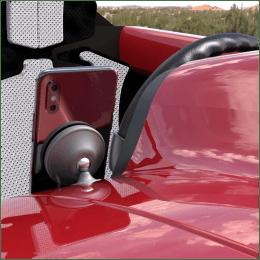 Fuse Chicken Gravity Auto Premium Wireless Car Charger (FC-GACC-BLK, Black)_1