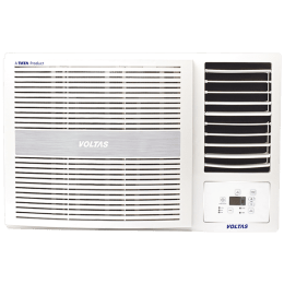 Voltas 2 Ton 2 Star Window AC (242 LZH, Copper Condenser, White)_1