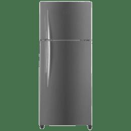 Godrej 241 L 3 Star Frost Free Double Door Refrigerator (RT EON 241 P 3.4, Silver Glaze)_1