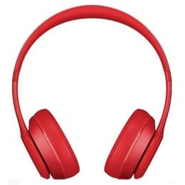 Beats Solo 2 Headphones (Red)_1