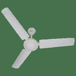 Usha Swift 120cm Sweep 3 Blade Ceiling Fan  (Speed 350 RPM, 111148511W, White)_1