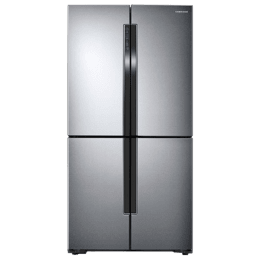 Samsung 693 Litres Frost Free Inverter French Door Refrigerator (Triple Cooling System, RF60J9090SL/TL, Real Stainless)_1