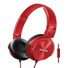 Philips SHL3095RD Headphones (Red)_1