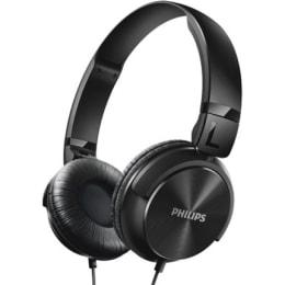 Philips SHL3060BK Headphones (Black)_1