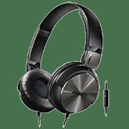 Philips SHL3195BK Headphones (Black)_1