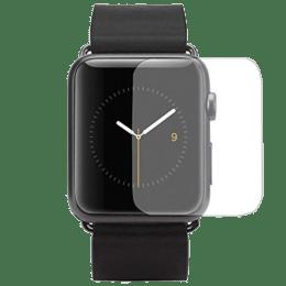 Stuffcool Supertuff Glass Screen Protector for Apple Watch (Transparent)_1