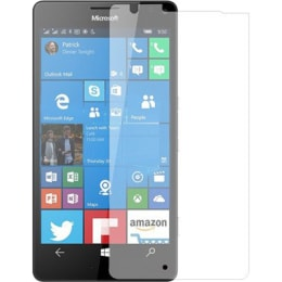 Stuffcool Tempered Glass Screen Protector for Nokia Lumia 950XL (GPMS950XL, Transparent)_1