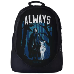 The Souled Store Harry Potter- Always 30 Litres Laptop Backpack (Black)_1