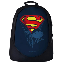 The Souled Store Superman- Son of Krypton 30 Litres Laptop Backpack (Multicolour)_1