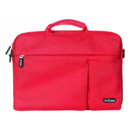 AirPlus AirCase Multifunction Bag for 12 Inch MacBook Laptop (AP-MM-107-BRED, Blood Red)_1
