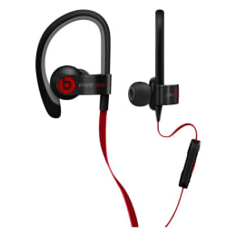 Beats Powerbeats 2 In-Ear Wired Earphones with Mic (MH762ZM/A, Black)_1